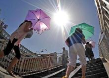海丽气象吧丨淄博发布高温黄色预警 最高气温将超35℃