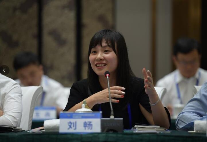 新希望刘畅:青年人就应该做最具挑战的创新和实践