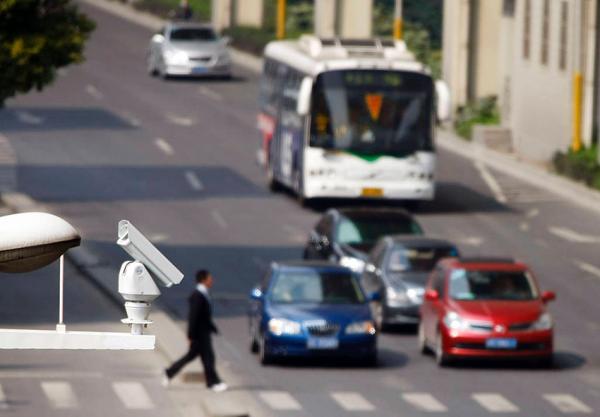 @枣庄人!市中区12处地点增加交通监控设备 10日启用