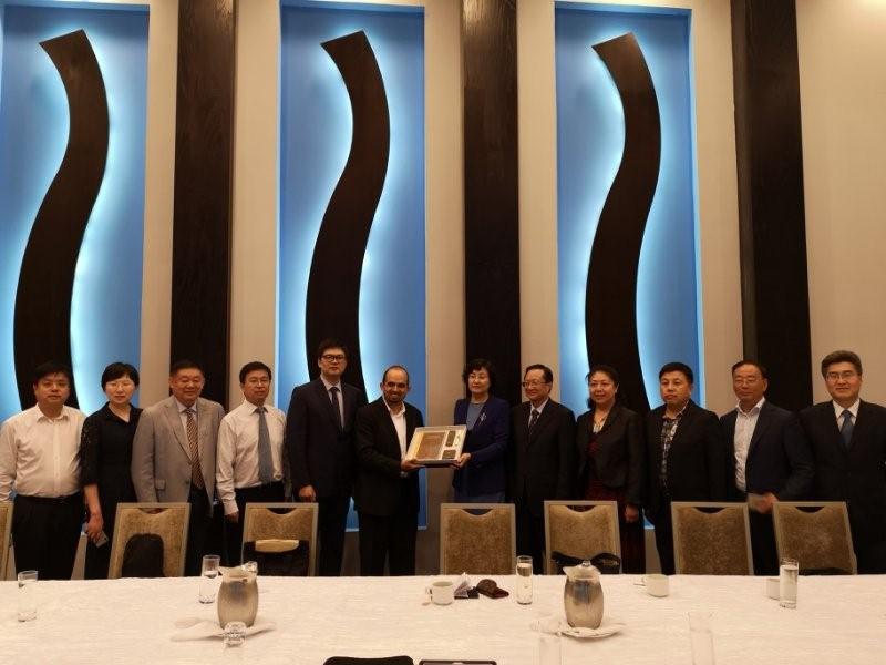 山东文化贸易代表团出访加拿大、美国和巴拿马