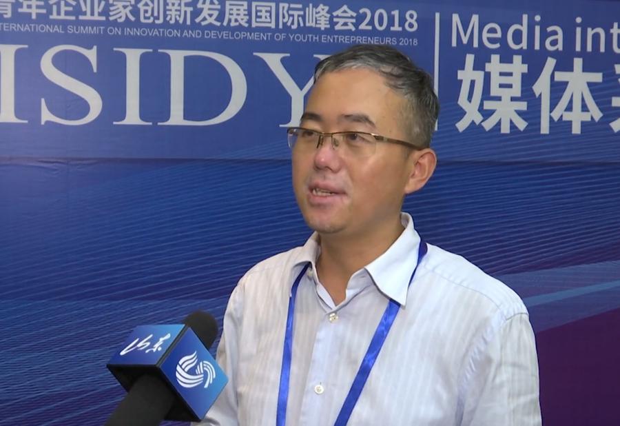 中国金融改革研究院院长刘胜军:传统工业必须要创新才能跟得上消费升级的脚步