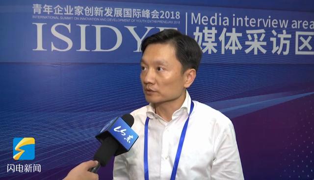 杭州安恒信息技术董事长范渊:行业人才的培养很重要