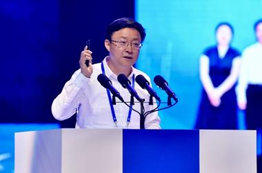 感受人工智能的强大,科大讯飞刘庆峰演讲现场实时语音转文字