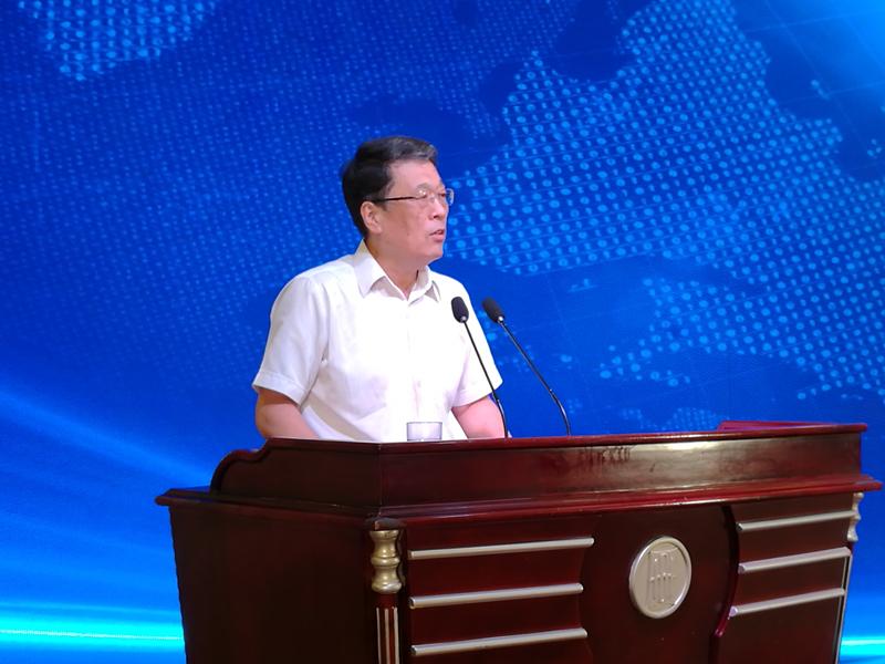 临沂市委书记王玉君:为青年企业家投资兴业提供保障