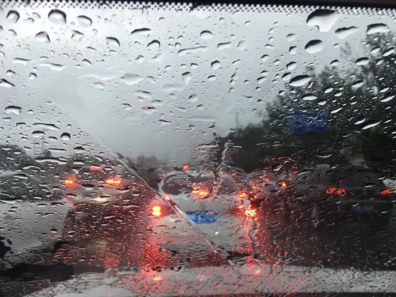 海丽气象吧|滨州凌晨雷阵雨 最大降水量46毫米