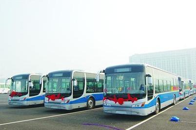 8月10日起,济南公交开通T15、511、512、518路四条线路