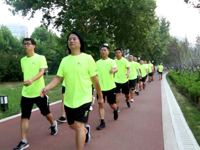 聊城:完善慢行通道网络 全民健身有了场地保障