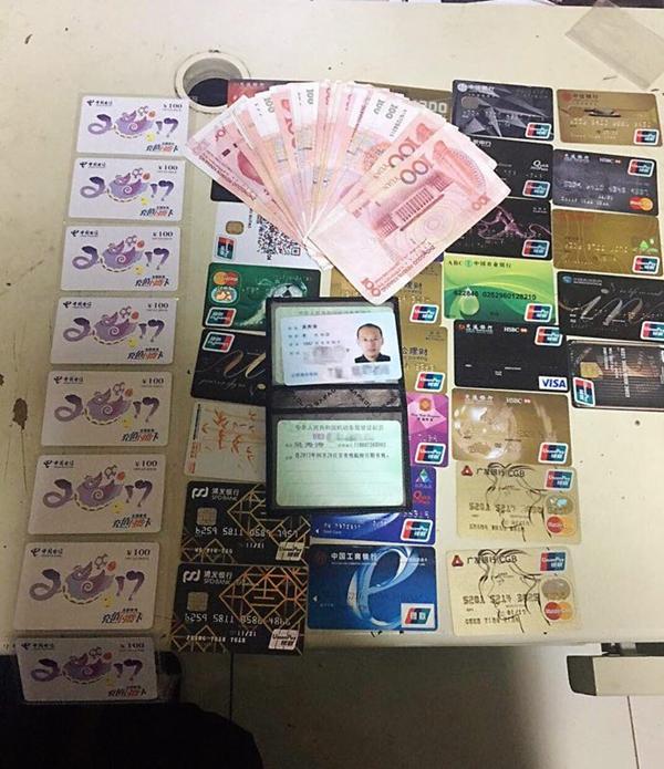 粗心旅客车站内遗失钱包 济南民警调取监控帮其找回