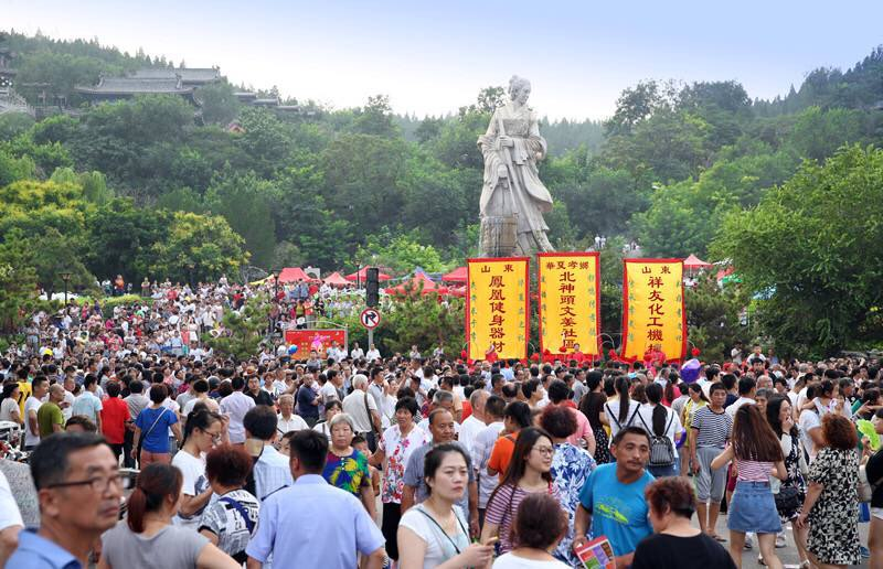 注意!文姜庙会期间博山这些路段将交通管制