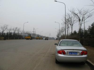 济南瓶颈路打通新进展:凤鸣路(北段)力争11月底快车道通车