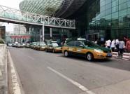 潍坊:后备箱开着而司机不见影?出租车拒载可拨打12328