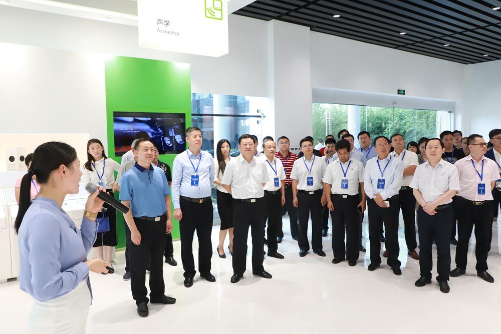 """青年企业家创新发展国际峰会潍坊行 助推潍坊""""四个城市""""建设"""