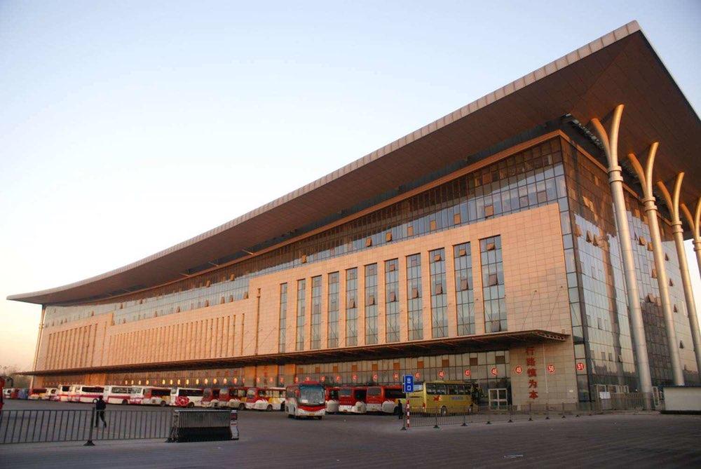 淄博汽车总站增开45个班次分流铁路滞留旅客