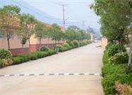惠及1100多户村民,环翠区温泉镇连村路提档升级进行时