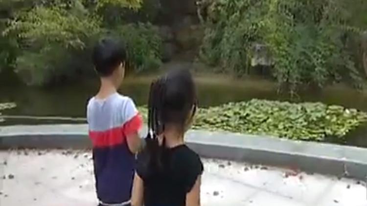 点赞!济南女子不会水勇救落水儿童 自己还在哺乳期