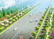泰安龙潭路灵山大街路口到泮河大街将改为双向6车道