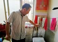 """停水后管道紧急""""改线"""" 潍坊于河街道19个村终于用上放心水"""