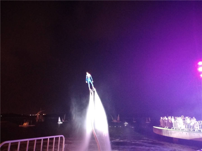 中国(日照)国民休闲水上运动会开幕 2.5万人参赛
