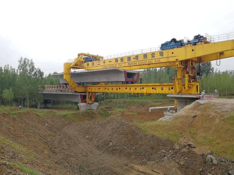 新进展!鲁南高铁首个标段完成箱梁架设 仅用14个月