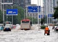 山东大雨继续!济南有7至8级大风,烟台这些地方已下成了河