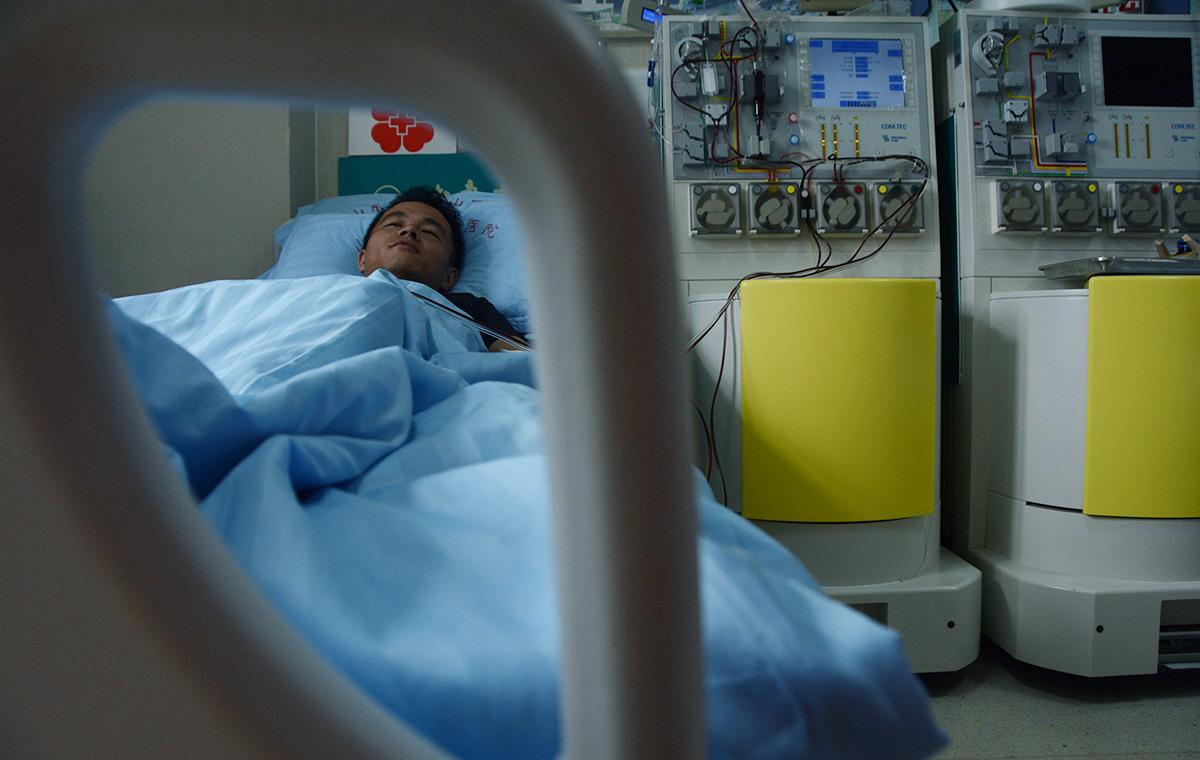 """""""默默救人,希望患者好好活着"""" 济南市第56例造血干细胞捐献"""