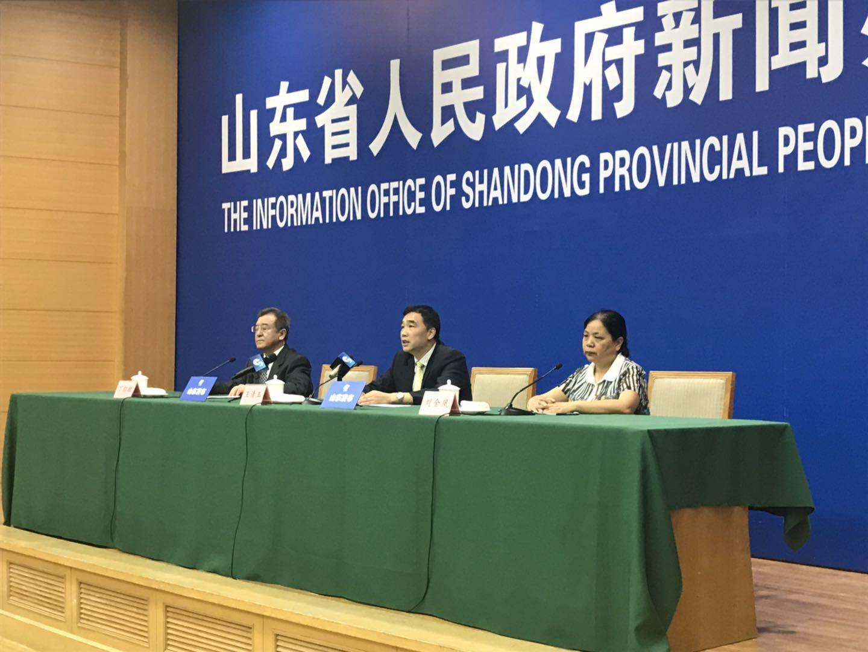 山东省累计投产开业的台资企业5814家,实际到位台资额262亿美元