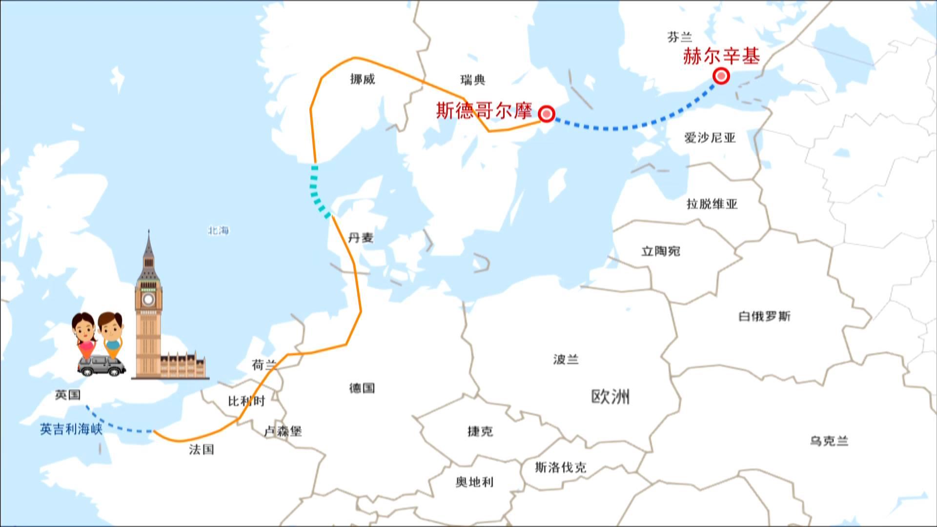 威海夫妇自驾游19个国家 历时75天行程3万公里