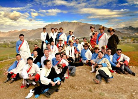 日喀则,我们来啦!山东53名援藏教师15日启程赴藏支教