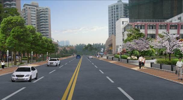 注意!阳谷城区这些路段实行提升改造、单方向通行