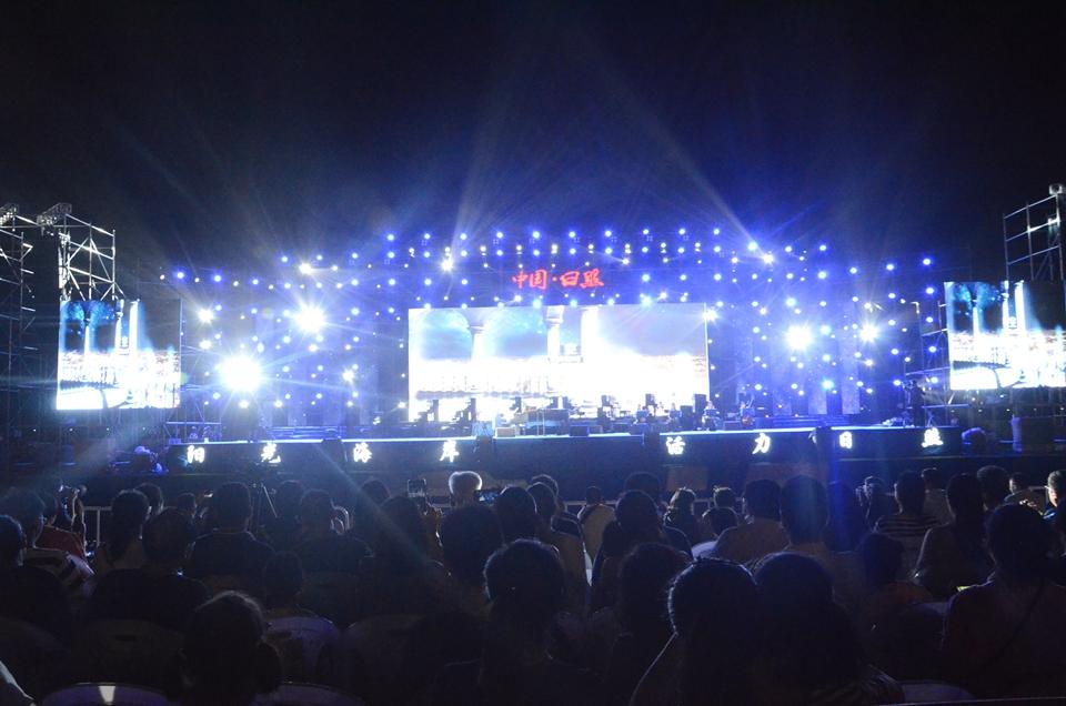 理查德?克莱德曼全球纪念巡演音乐会日照站成功举办