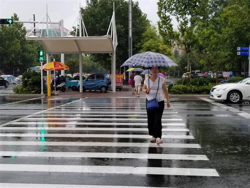 济宁发布最新雨情信息 全市平均降雨量25.1毫米