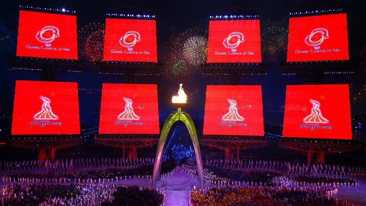 往届亚运会开幕式精选 那些经典瞬间还记得吗?