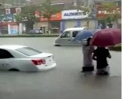 海丽气象吧丨山东防汛预警升级为Ⅲ级 成武最大降雨量292.5毫米