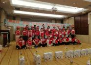 """32名泰山""""平安少年""""与奥运冠军发出学好安全知识倡议"""