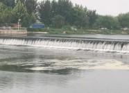 潍坊27座大中型水库总蓄水量突破9.3亿立方米 峡山水库增蓄水过千万方