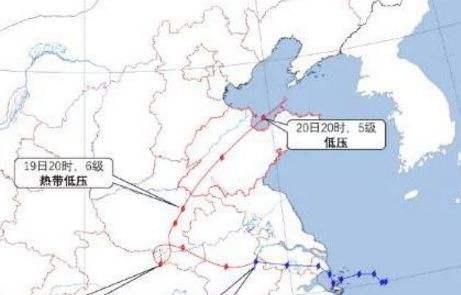 """台风""""温比亚""""已移出山东 多个河道出现明显洪水过程"""