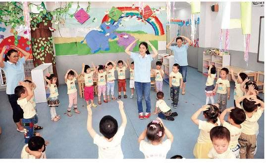 家长们看过来!任城区6所民办幼儿园设立许可公示