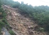 泰安高新区一自然村突发山洪自然灾害 已冲毁民房4座13间