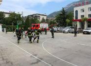 泰安岱岳区公安消防大队招收专职消防员