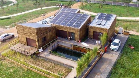 38秒丨模块化的太阳房WHAO House:京津退休人士可在德州规划新生活