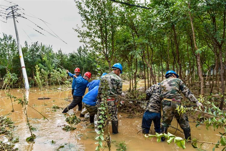 潍坊召开抗灾减灾新闻发布会 已拨付救灾资金7000万元