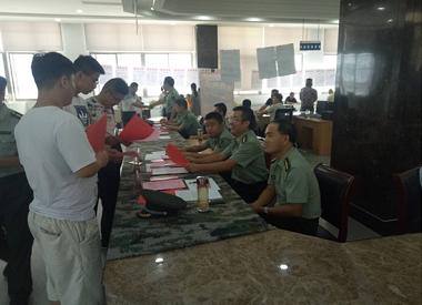 枣庄峄城举办高校毕业生专场招聘会,1300余人达成就业意向