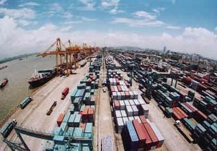 """7月山东对""""一带一路""""沿线国家进出口达428亿元 创新高"""