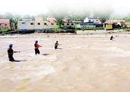 抢险救灾在行动|昌乐8座县道桥开工修复 青州王坟村恢复供水