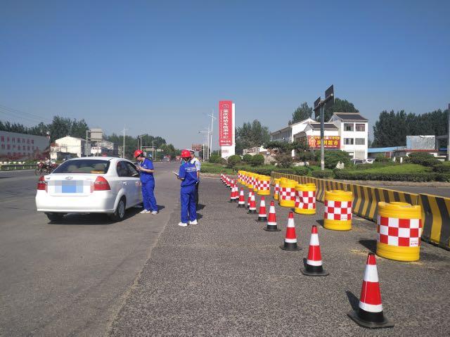 今起京沪高速公路兰陵收费站封闭施工15个月