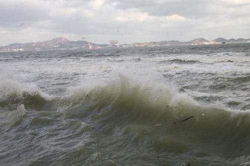 海丽气象吧丨风力减弱 山东解除海上大风黄色预警