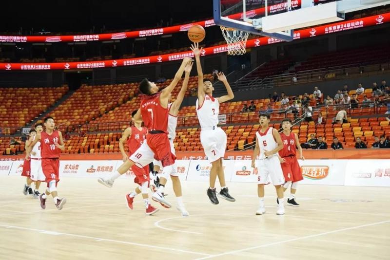 省运会篮球乙组赛事落幕 济南青岛分获男女项目冠军