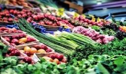 山东蔬菜价格小幅上涨 灾区蔬菜供应充足