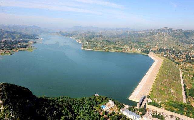 今日10时起淄川太河水库调洪放水 泄洪流量20m³/s