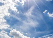 海丽气象吧丨本周滨州有两次降水过程 其他时段多云为主